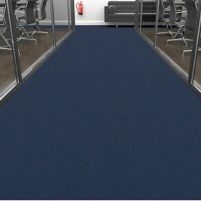 FORBO Westbond Colour Ming Blue CARPET TILES Hard Wearing Luxury Office Shop