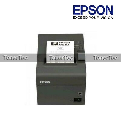 EPSON TM-T20 POS THERMAL RECEIPT PRINTER /w Serial Port+Auto Cutter C31CB10051