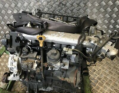 47K Engine + Fuel Pump +Injectors Ref Ka631 # 6055