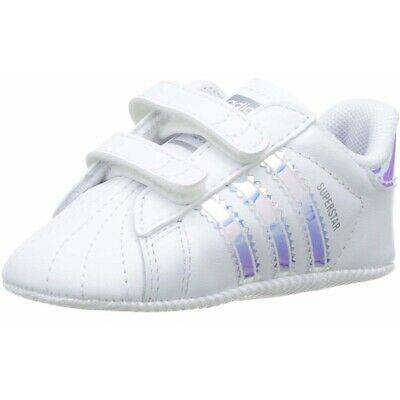 ADIDAS Infant Superstar Iridescent CG3598 4 Infant