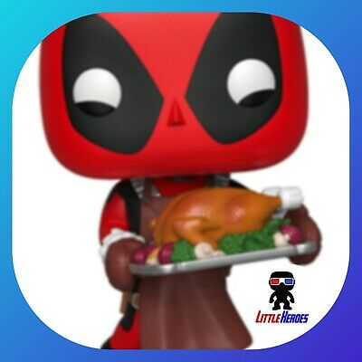 Holiday Deadpool with Turkey Funko Pop! Vinyl Figure (Christmas) *in stock*