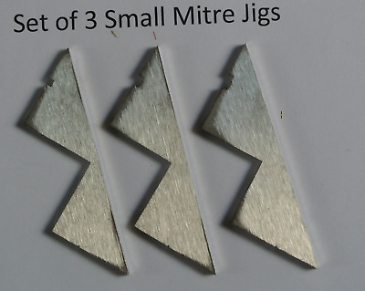 Standard Mitre Jig for Bookbinding.
