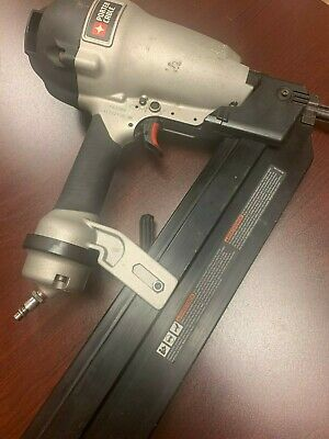"""Porter Cable FR350B 3 1/2"""" Round Head Framing Nailer TOOL ONLY USED"""