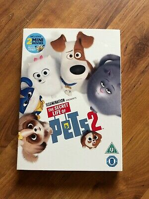 the secret life of pets 2 dvd