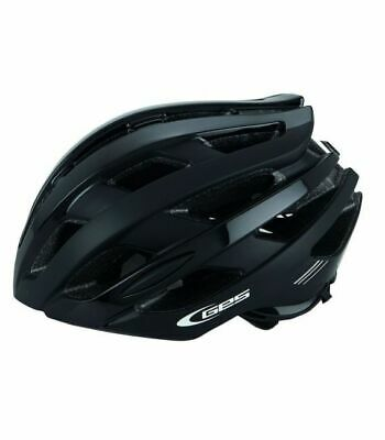 Casco Ges Icon-12 Road Mtb Negro Talla L (58-62)