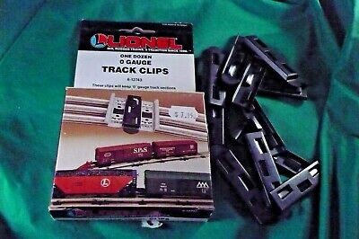 Pre-Owned Lionel O Straight 8 Track Pack # U 6-65500 #TOTES1