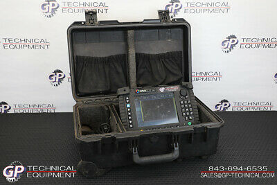 Olympus Omniscan MX Phased Array Flaw Detector with 32:128 Acquisition Module