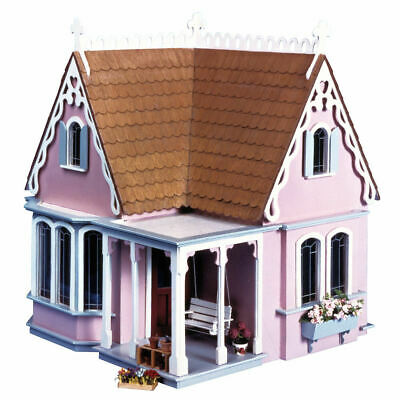 Coventry Cottage Dollhouse Kit by Greenleaf Dollhouses