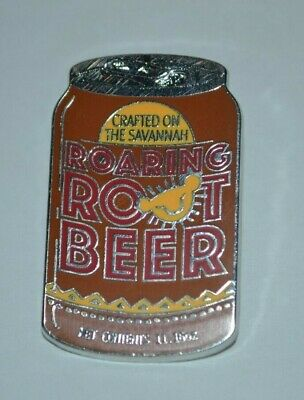 Disney Lion King Simba Roaring Root Beer Delicious Drinks Soda Can Mystery Pin