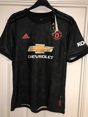 Manchester United 19/20 3rd Shirt - Size Large - BNWT