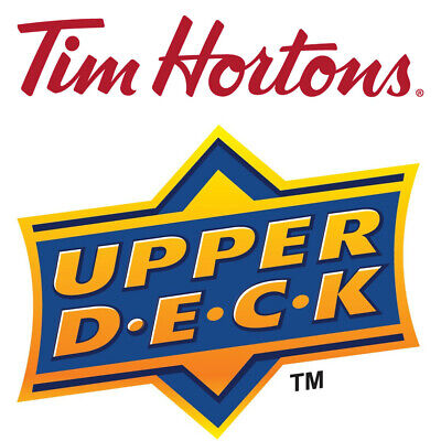 ** 3 For 1$ Only ** Tim Horton's Hockey Cards Upper Deck Base Card** 3 For 1$ **