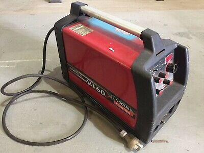Lincoln Electric Invertec V160-TP V160TP Pulse Stick Tig Caddy Welder - Used #3