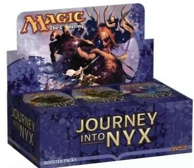 MTG - Factory sealed English Journey Into Nyx booster box