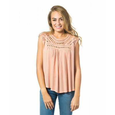 Débardeur Rip Curl Amorosa Top Dusty Orange