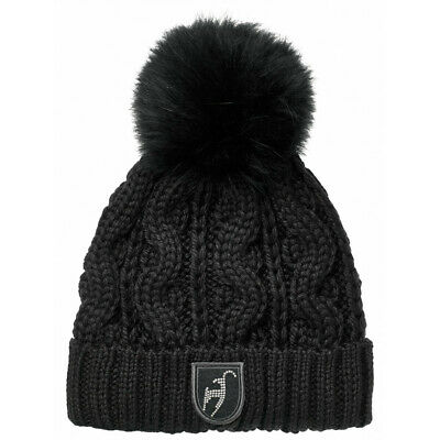 Bonnet Toni Sailer Casandra New Fur Black