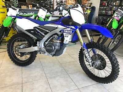 CHEAP 2016 Yamaha Yz450F in great condition.