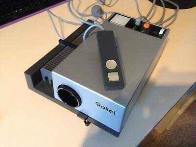 Rollei 35mm automatic slide projector in great condition