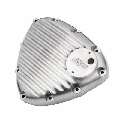 Motone Finned Timing Stator Cover Brushed - Triumph Bonneville Twin Engines