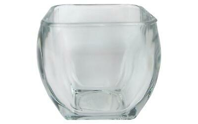 Crisa By Libby Glass Inc Cri5558  Crisa By Libbey Glass Votive Holder Sqtaper...