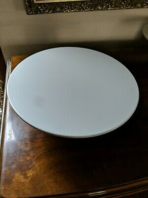 Two Kristallon Melamine Cake Stands Round 300mm