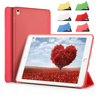 New Smart Stand Magnetic Flip Leather Case Cover for All Apple iPad Models