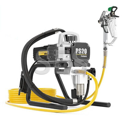 Wagner ProSpray PS20 Airless Sprayer Package