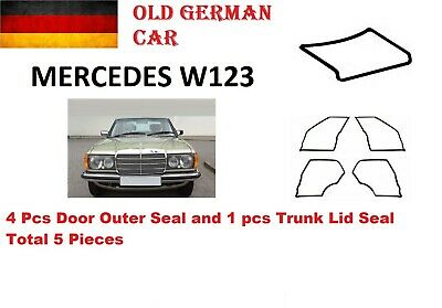 WINDSHIELD//TRUNK SEAL KIT W108 W109 250 280 300 NEW URO MERCEDES FT//RR