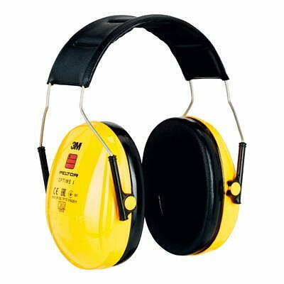 3M Ear Defender & Headband PELTOR Optime™ 27dB Ear Protectors H510A-401 EN 352