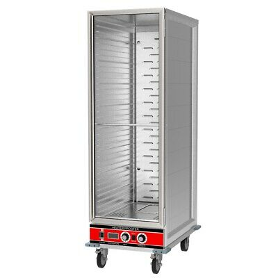 BevLes Company HPC-6836 Mobile Heated Holding Proofing Cabinet