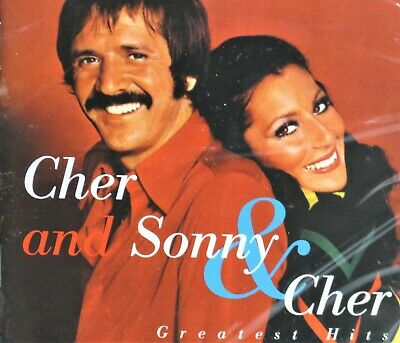 Greatest Hits by Sonny & Cher NEW! CD, 16 BEST HITS,I Got You Babe,Half Breed,