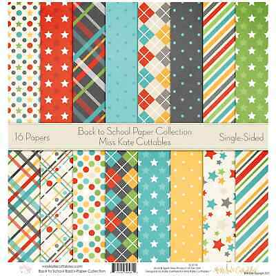 Back to School - Paper Pack