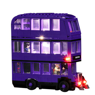 Vonado Knight Bus 75957 Battery Powered LED Light Building Block Accessory Kit