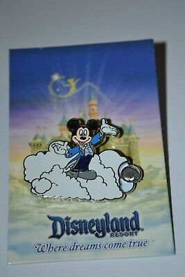 Disney Mickey Mouse Magnetic Dreams Come True Mystery Series Cloud Pin