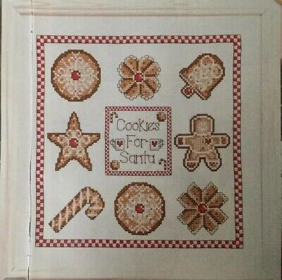 Cross stitch Christmas motifs chart booklet cute /& traditional Christmas 911