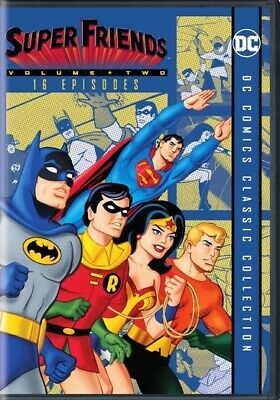 Warner Home Video D703629D Challenge Of The Superfriends-Season 2 (Dvd/Ff 1.3...