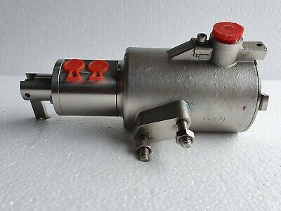 Thompson Maxseal ICO4S Solenoid Valve, Direct Acting Poppet Valve, Y123BA1H1BS