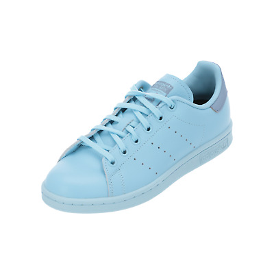 adidas STAN SMITH J Children girls boys Sneakers Trainers Sports-Shoes Blue NEW