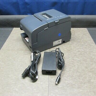 Epson Tm-H6000Iv Pos Thermal Receipt Printer M253A W/ Pwr Supply ~ Qty Available