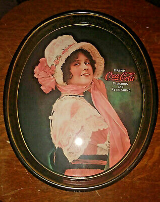 Rare Mint Coca-Cola Limited Edition Tray Shasta Lake Dam