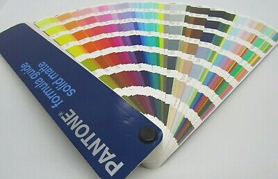 pantone formula guide solid matte third edition 2005/2006 great condition