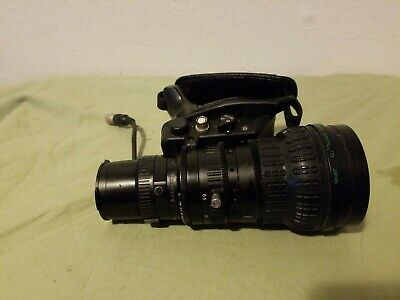 Fujinon AT2 Aspheric & IF 19X S19x6.5BRM-24 1:1.4/6.5-123mm Zoom Lens AS IS.