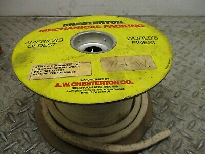 Chestrton  Mechanical Packing  Style 412-W