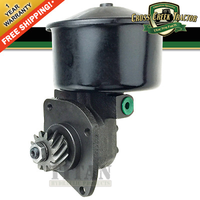 544443M91 NEW Massey Ferguson Power Steering Pump 35, 50, 65, 135, 150, 202+
