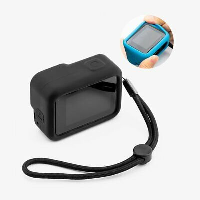 Silicone Camera Case Protective Skin Rubber Cover Bag For GoPro HERO 8 Black New