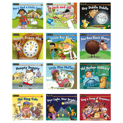 Newmark Learning Nursery Rhyme Tales Content Area 0440