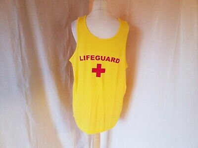 DROWNING IN VODKA Ladies Vest /& Shorts 8-16 Lifeguard Fancy Dress Costume Outfit