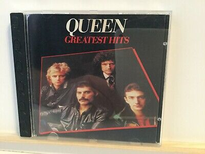 Queen ‎– Greatest Hits - CD Album - 1994 - 17 tracks