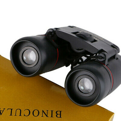 New Day And Night Vision 30 x 60 ZOOM Mini Compact Foldable Binoculars Gift UK