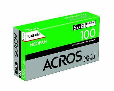 5 Rolls FUJI NEOPAN ACROS 100 120 Roll film from Japan