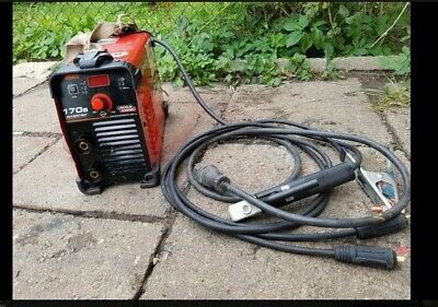 Lincoln Invertec 170S Ready Weld Welder Welding Machine 230A Lift Tig